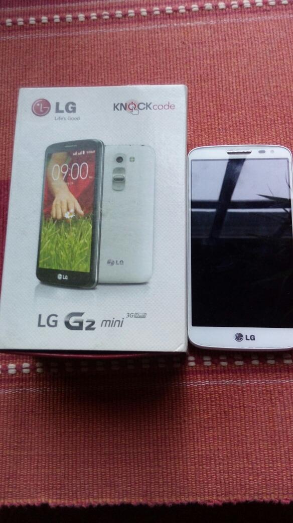 5ab2bb4d07c Celular Lg G2 Mini ,limbre De Fabrica,exelente Estado - $ 2.500,00 ...