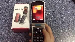 celular lg-g360-camara-con tapa-pantalla y numeros grandes