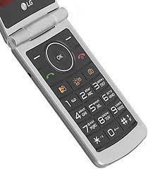 celular lg g360 flip teclado e tela grande camera para idoso