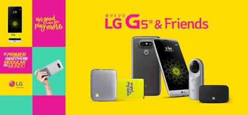 celular lg g5 se