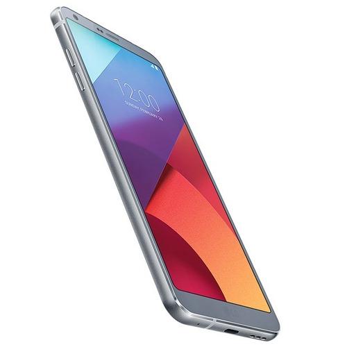 celular lg g6 h870ar platinum 5.7  android 4gb 32gb qualcomm