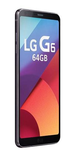 celular lg g6 quad-core 64gb tela 5.7' 13mp android 7.0