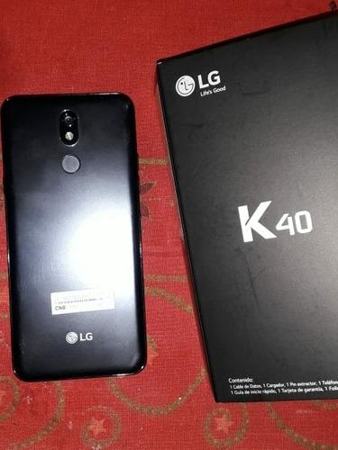 celular lg k 40 2019