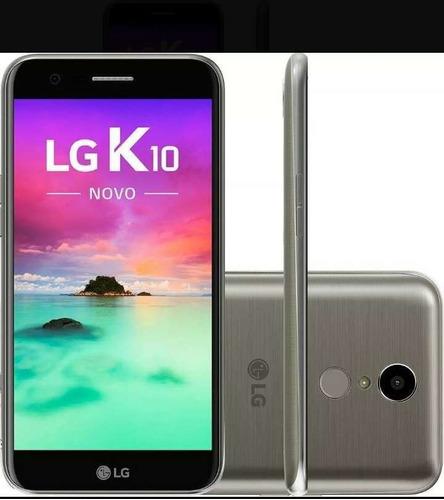 celular lg k10 2017, 32gb, usado