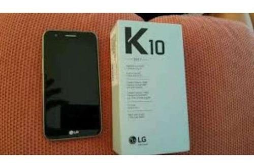 celular lg k10 2017