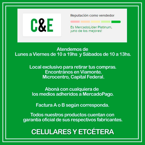 celular lg k10 2017 cam 13mp 4g 16gb industria argentina