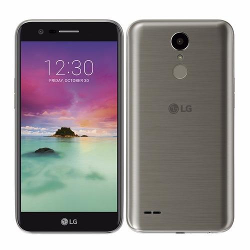 celular lg k10 2017 m250h  16gb  2gb ram 4g lte octacore msi