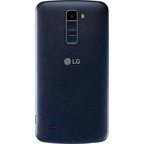 celular lg k10 4g dual 2gb ram câm 13mp 16gb 12x s/juros