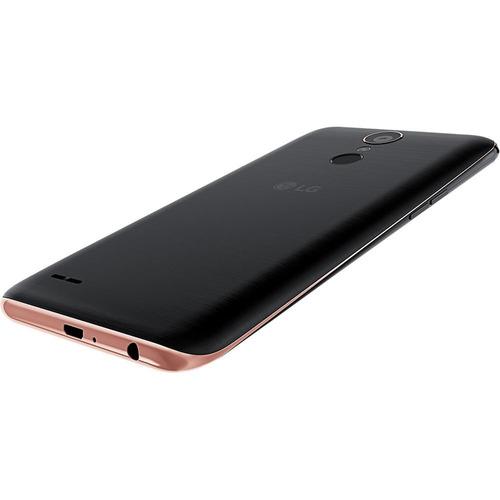celular lg k10 dual 4g tela 5.3 2gb ram 2  câmeras android 7