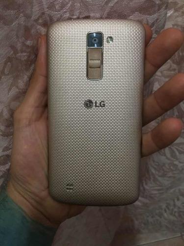 celular lg k10 gold