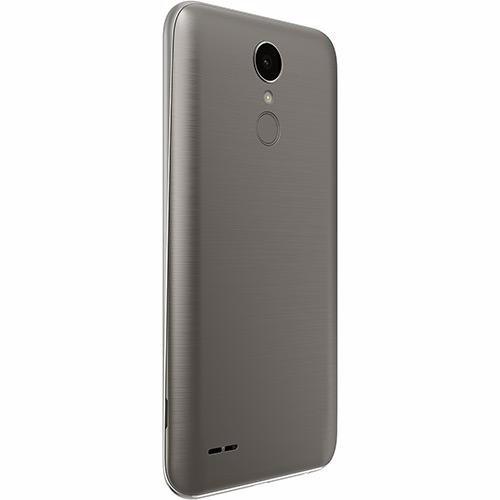 celular lg k10 novo dual chip android 7.0 tela 5,3'' cinza