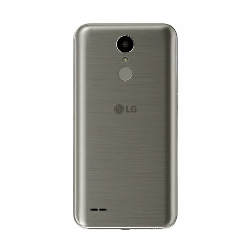 celular lg k10 novo m250ds dual chip tela 5,3'' 32gb cinza