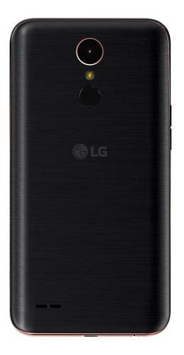 celular lg k10 pantalla 5.3  negro - 2017 oferta nuevo
