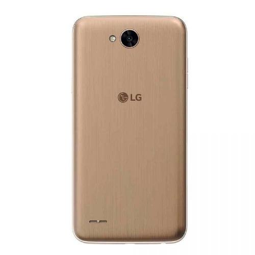 celular lg k10 power, dourado, m320tv, tela de 5.5 32gb 13mp