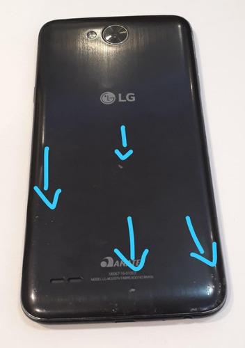celular lg k10 power m320 tv dual chip 32gb original