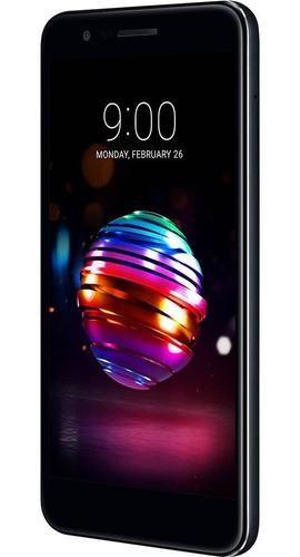 celular lg k11+ 32gb dual chip android 5.3' 13mp preto