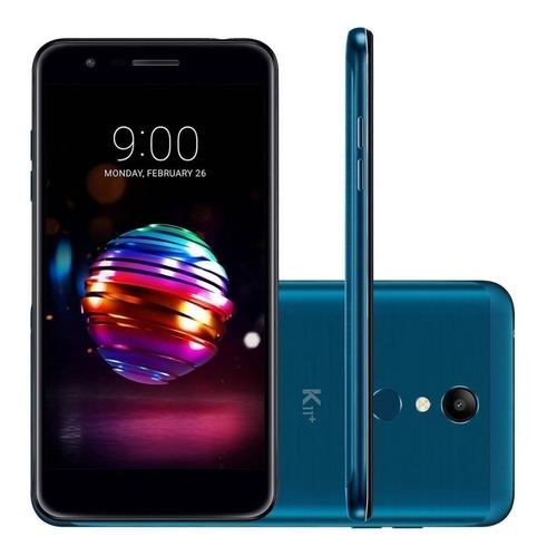 celular lg k11+ azul