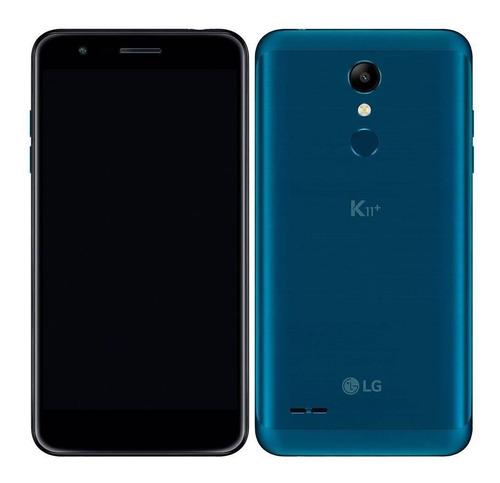 celular lg k11 + plus 32gb octa core tela 5.3 13mp 4g