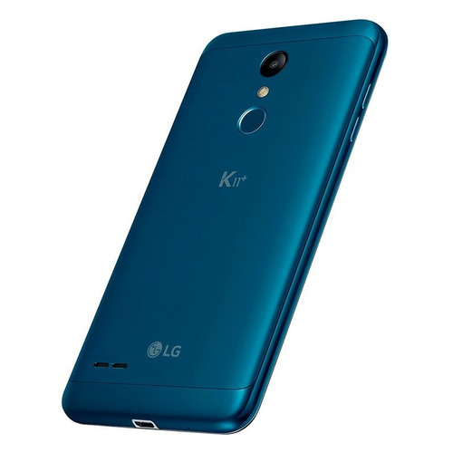 celular lg k11 plus azul 32gb tela 5,3  dual chip octa c