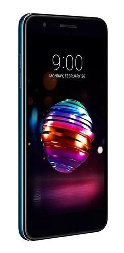 celular lg k11 + plus lm-x410rc ips hd 5.3 32gb 2gb beiro