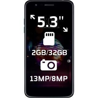 celular lg k11 plus x410 dual 32gb 13mp tela 5,3 preto k10