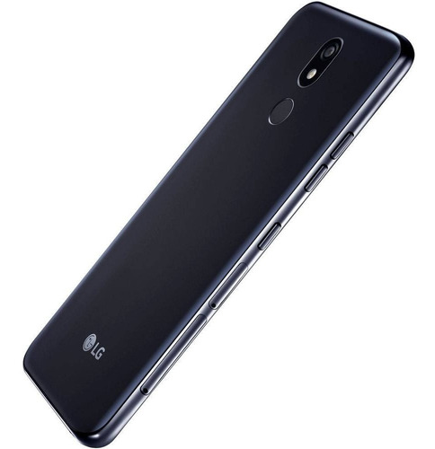celular lg k12 plus preto 32gb 3gb android 8.1 32gb 5.7''