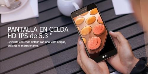 celular lg k20 plus 32gb 13mp 4g desbloqueado huella demo
