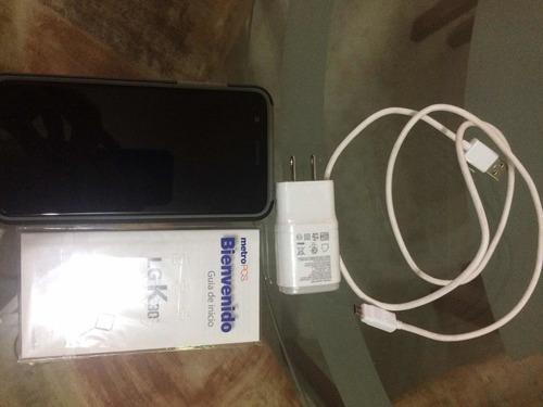 celular lg k30 negro de 32gb