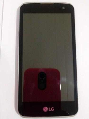 celular lg k4 k130 com defeito