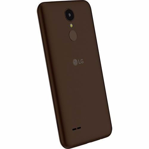 celular lg k4 novo 4g dual x230ds marrom 5'' android 6.0