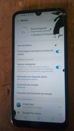 celular lg k40s usado