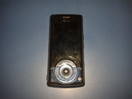 celular lg km500c com kit viva voz