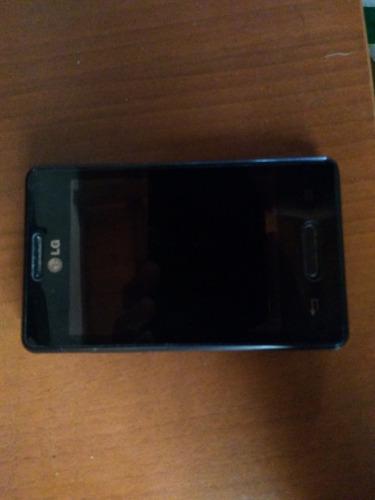 celular lg l3 ll procesador 1.2 ghz 512 mb ram camara 3 mpx