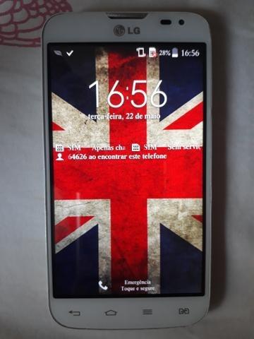 661c3f589a7 Celular Lg L70 Usado Sem Bateria - R$ 115,00 em Mercado Livre