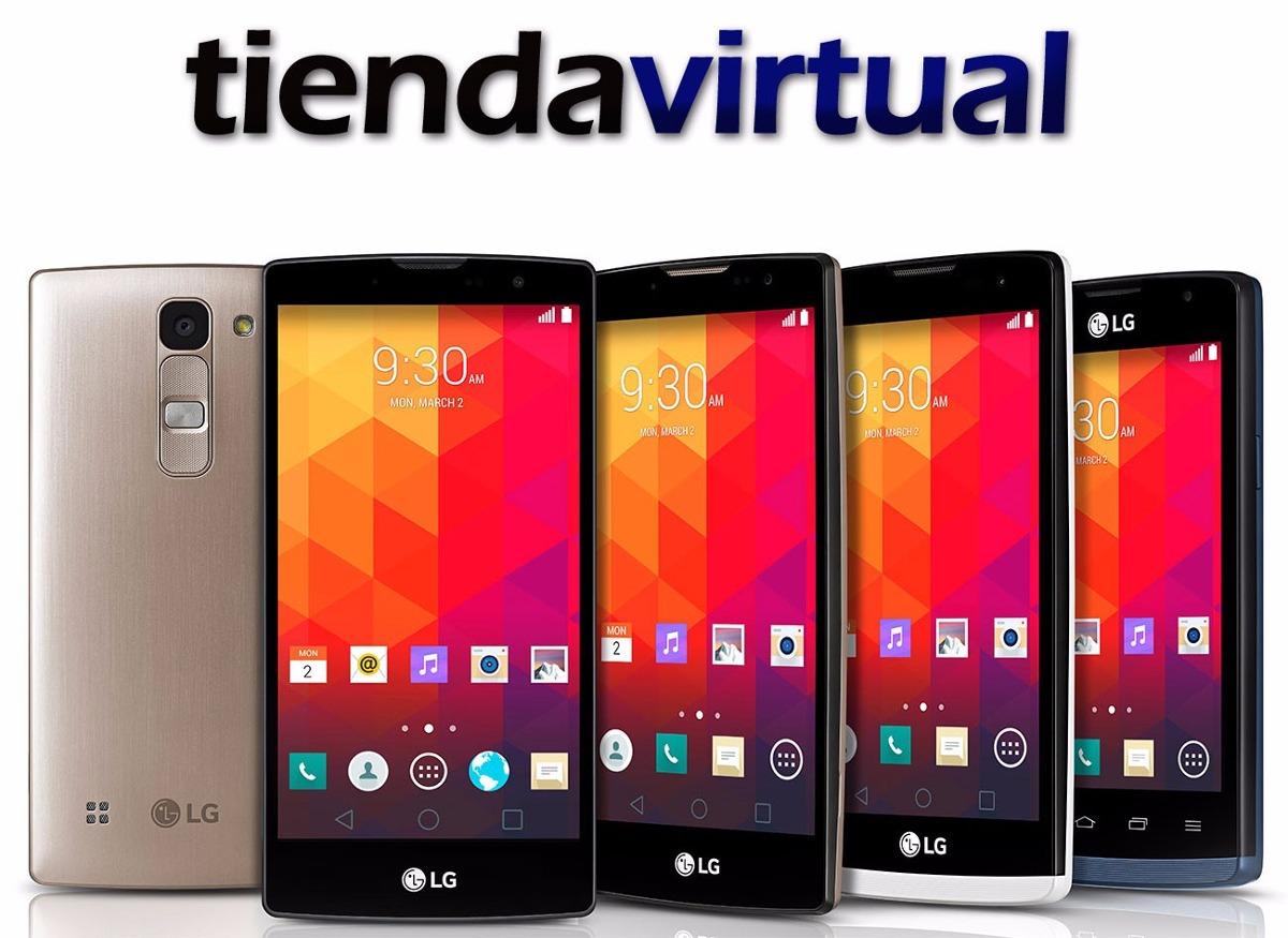 b0137a565 Celular Lg Leon 4g Lte Quad Core 4,5 Android 8gb Liberado - $ 3.999 ...