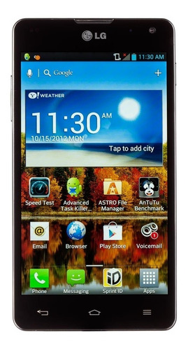 celular lg optimus g 1 g1 quadcore super rapido color azul