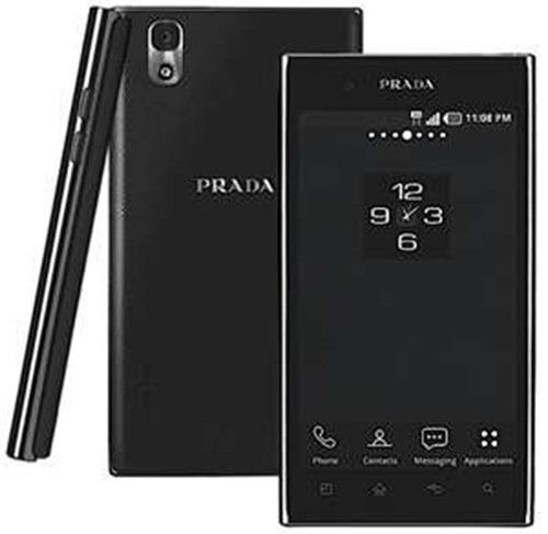 celular lg prada p940 novo nacional!nf+fone+cabo+garantia!