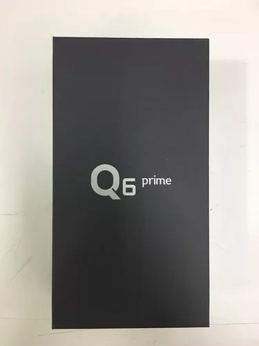 celular lg q6 5.5  prime 32gb 3gb ram android 7 + regalo