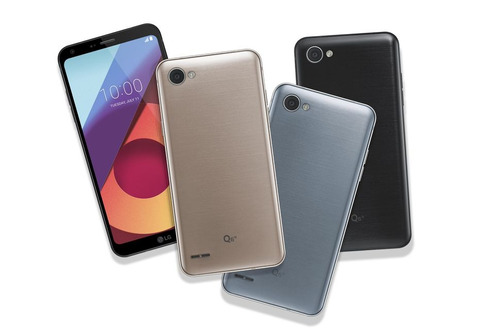 celular lg q6 prime 3gb ram 32gb rom pantalla 5.5 / 12 msi