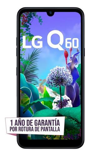 celular lg q60 6.26 hd+ 3 gb 64 gb triple camara 13 16 mp