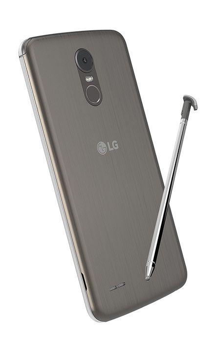 5b48882e0363d Celular - Lg Stylus 3 Dual- Huella Digital  Lápiz Óptico -   7.299 ...