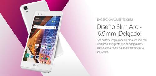 celular lg tribute hd 4g lte 16gb nuevo envio gratis