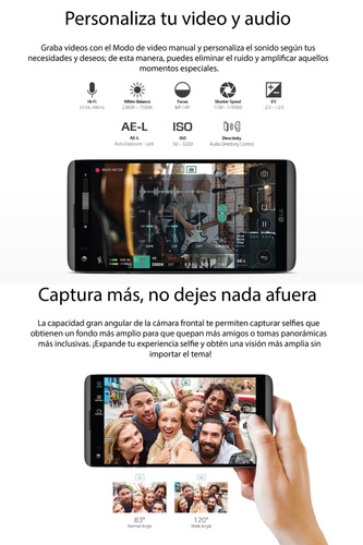 celular lg v20 64gb 16mp android 7 liberado