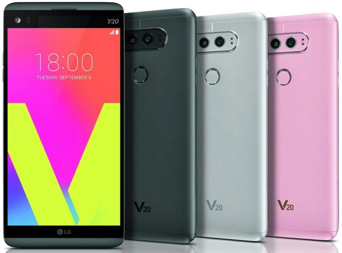 celular lg v20 64gb 16mp android 7 liberado demo