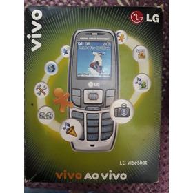 Celular LG Vibe Shot