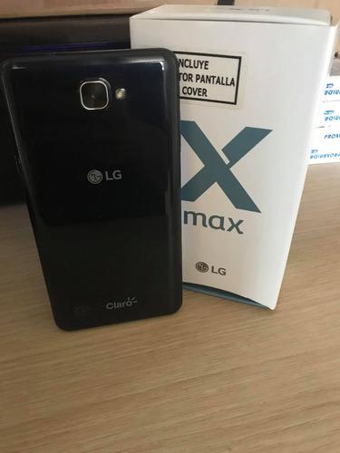 celular lg x max