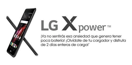 celular lg x power totalmente nuevo