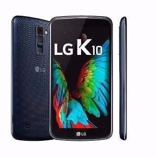 celular lgk10 dual android 16g4g preto azul frete gratis