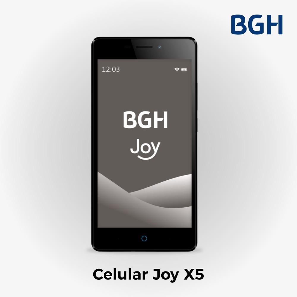 e3db6931ecb Celular Liberado Bgh Joy X5 4g Lte 16gb 2gb 5.5 13mp+5mp - $ 3.149 ...