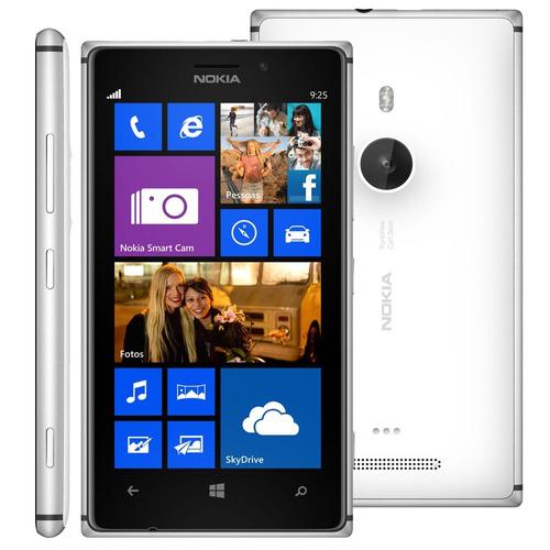celular liberado nokia lumia 925 16gb 4g usado bueno